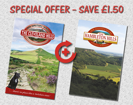 The Cleveland and Hambleton Hills